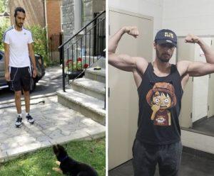 Body Transformation -Men