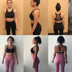 Women Body Transformation